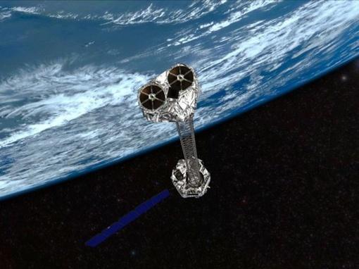 NASA надеется с помощью нового аппарата изучить взаимодействие черных дыр с галактиками. Фото НАСА
