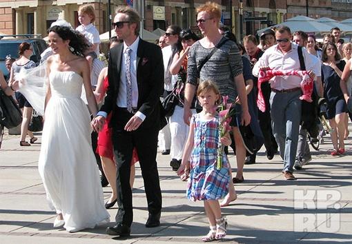 Свадьбы в Варшаве