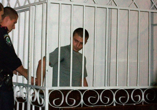 Близкие говорят: Александр всегда отличался буйным нравом и жестокостью. Автор фото Артем Панасюк.
