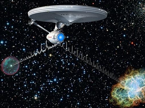 Если братья по разуму существуют, то они каким-то образом пользуются пульсарами. Теперь и мы не лыком шиты.