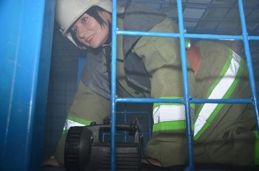 Аналога комплекса по подготовке газодымозащитников в Украине нет. Фото с сайта Харьковского национального университета гражданской защиты.
