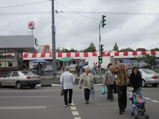 Светодиодное сигнальное устройство установили на ул. 23 августа