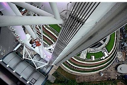 Башню придется облетать самолетам. Фото: wordscience.org