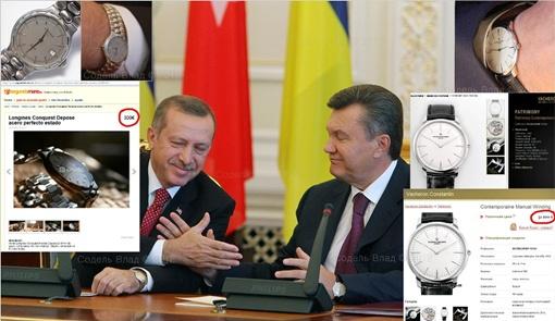 Сравнение двух хронометров. Фото Влада Соделя