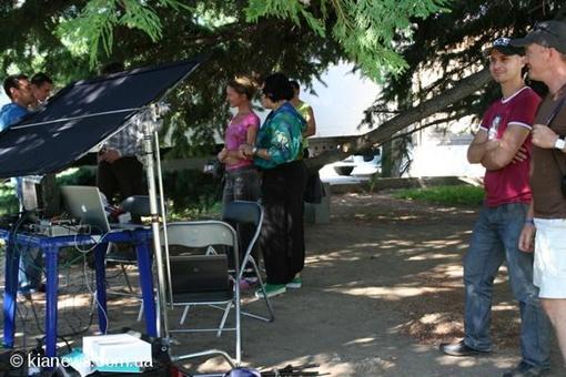 Сериал будут снимать в Алуште и Симферополе.Фото КИА