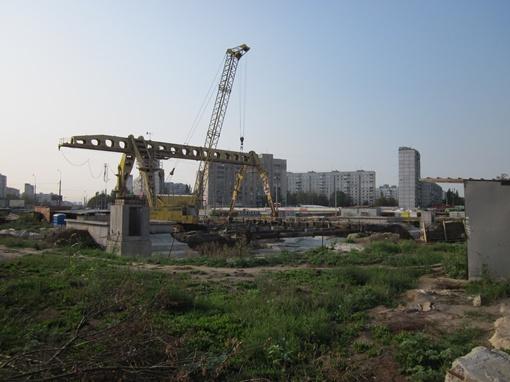 Как ни старались чиновники выбить финансирование на новую станцию, ничего не вышло Фото автора и Юрия Зиненко.