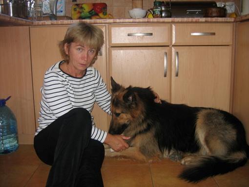 У Лилии Онищенко в доме - два кота и собака.