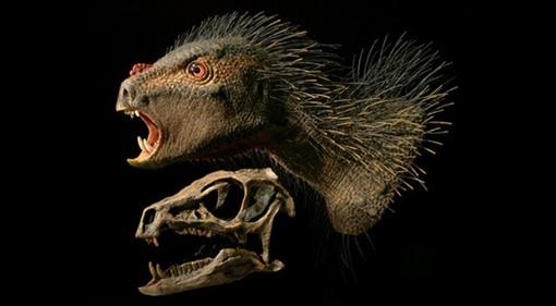 Примерно так выглядело животное. Фото: scitechdaily.com