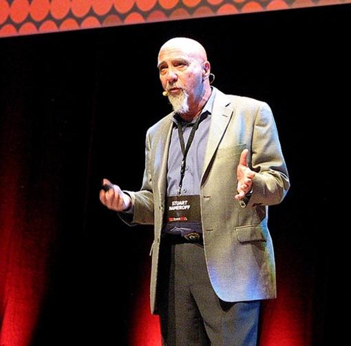Стюарт Хамерофф ассказывает, куда улетает душа человека Фото: news.com.au