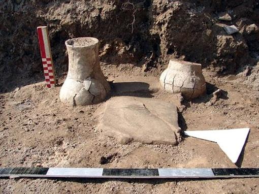 На берегу Черного моря недалеко от современного города Провадия они обнаружили древнейшее селение Старого Света. Фото iianthropology.org