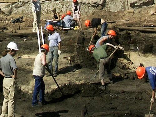 Археологи обнаружили уникальное захоронение. Фото iianthropology.org
