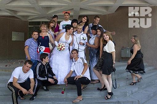 На свадьбе гуляли