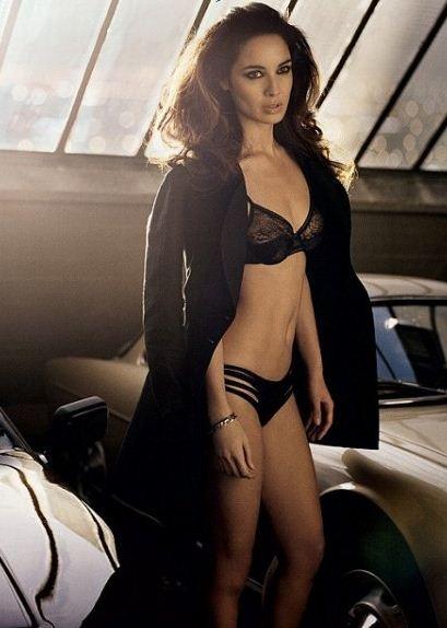 Актриса стала популярной моделью. Фото: GQ