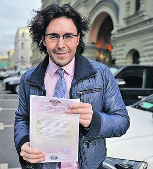 Андрей Малахов с сентября законный владелец квартиры на Остоженке. Фото: Марина ВОЛОСЕВИЧ
