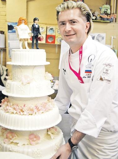 Александр селезнев рецепты и фото тортов
