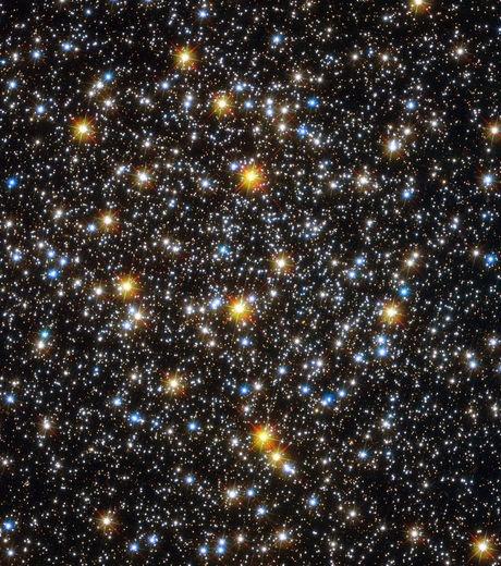 Ученые полагают, что наличие таких звезд говорит о прошлых столкновениях космических объектов. Фото: NASA and The Hubble Heritage Team