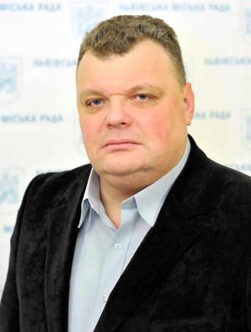 Андрей Мысык, депутат Львовского горсовета
