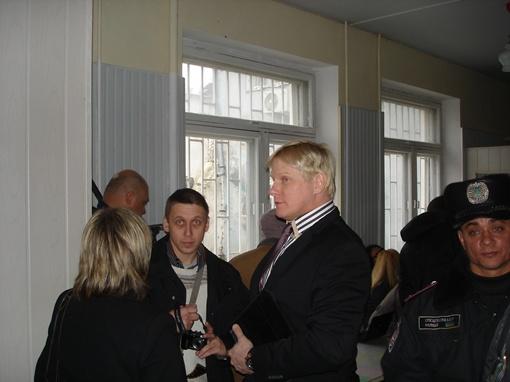 Приговор хочет услышать и немецкий меценат. Фото: Александр ЖУКОВ