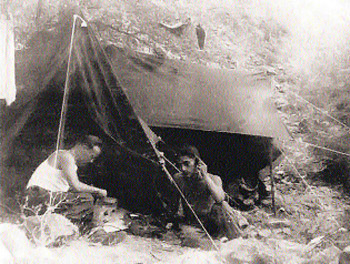 Научные открытия Александр Моисеевич делал не в тиши кабинетов, а в палатке геолога.