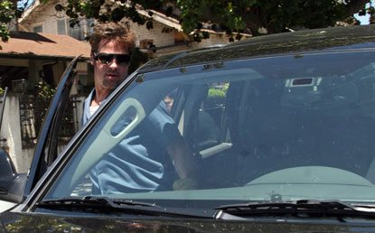 И пересесть в автомобиль нового друга. Фото Bauer-Griffin.