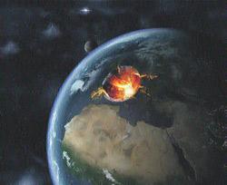 Паникеры ожидают от экспериментов на БАКе черных дыр, а от них - конца света. Здесь был коллайдер...