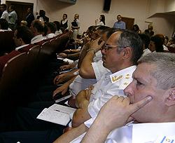 Речь главы государства произвела на прокуроров неизгладимое впечатление.