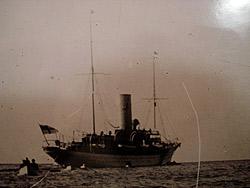 «Иоланда» семьи Терещенко в 1920-е годы была самой длинной (127 м!) частной яхтой в мире.