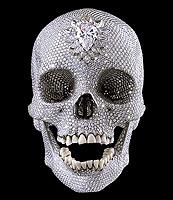 По слухам, совладельцем бриллиантового черепа за $100 млн является Виктор Пинчук.