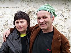 Николай и Наталья уверены: их скульптуры обладают волшебной силой.