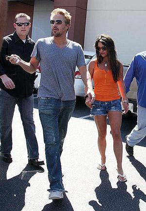 А так он выглядит теперь, после того, как Бритни приложила руку к его внешности. Фото: socialitelife.celebuzz.com.