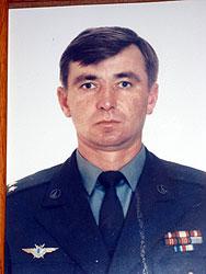 Юрий Рущак рисковал жизнью ради спасения жены.