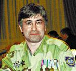 Президент ассоциации миротворцев Украины Юрий Донский.