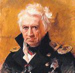 Президент РАН Александр Шишков (1754 - 1841).