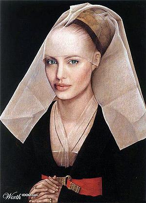 И снова Анджелина Джоли.