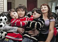 Даже двое детей не смогли удержать Диму Лоськова от ухода из семьи.