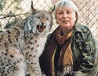 Татьяна Юрьевна Яркина с рысью.