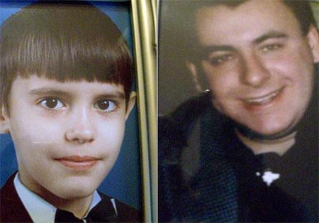 Сыну Стефана Григорию было 24 года, а ребенку Светланы Диме - всего 14.