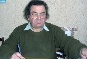 Мирослав Куек в своем рабочем кабинете в редакции.