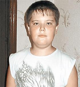 12-летнему Владу чудом удалось спастись.