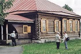 Сергей Тимофеевич Аксаков и дом музея-усадьбы.