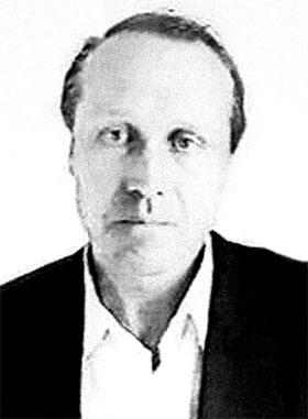 Главарь «банды оборотней» Игорь Гончаров.
