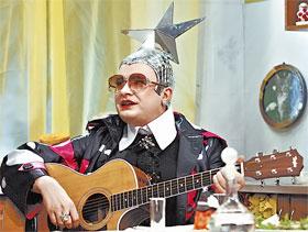 Звезда «Евровидения» еще сыграет и споет на канале «Украина».