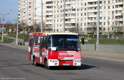 «Богданы» супермаркетов бороздят просторы родного города.