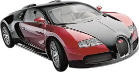 Толстосумы из России выбирают только самые лучшие автомобили, такие, как «Бугатти»...