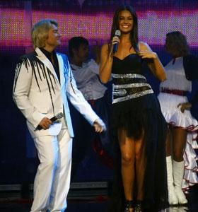 Басков впервые спел в дуэте с Федоровой.