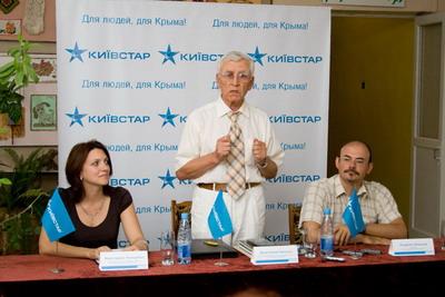 «Киевстар» подарил сенсорную комнату детям с ДЦП