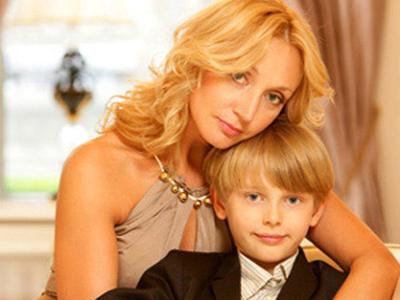 Кристина Орбакайте не видела сына уже полтора месяца... Фото: официальный сайт певицы