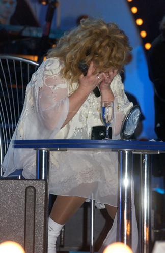 Сегодня АБ не скрывает свои слезы... Фото: kp.ru