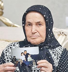 Бабушка Касират: «Я хочу закрепить законное право на внука за собой».