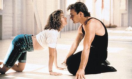«Грязные танцы» с Патриком Суэйзи - фильм, воспитавший чувства целого поколения.